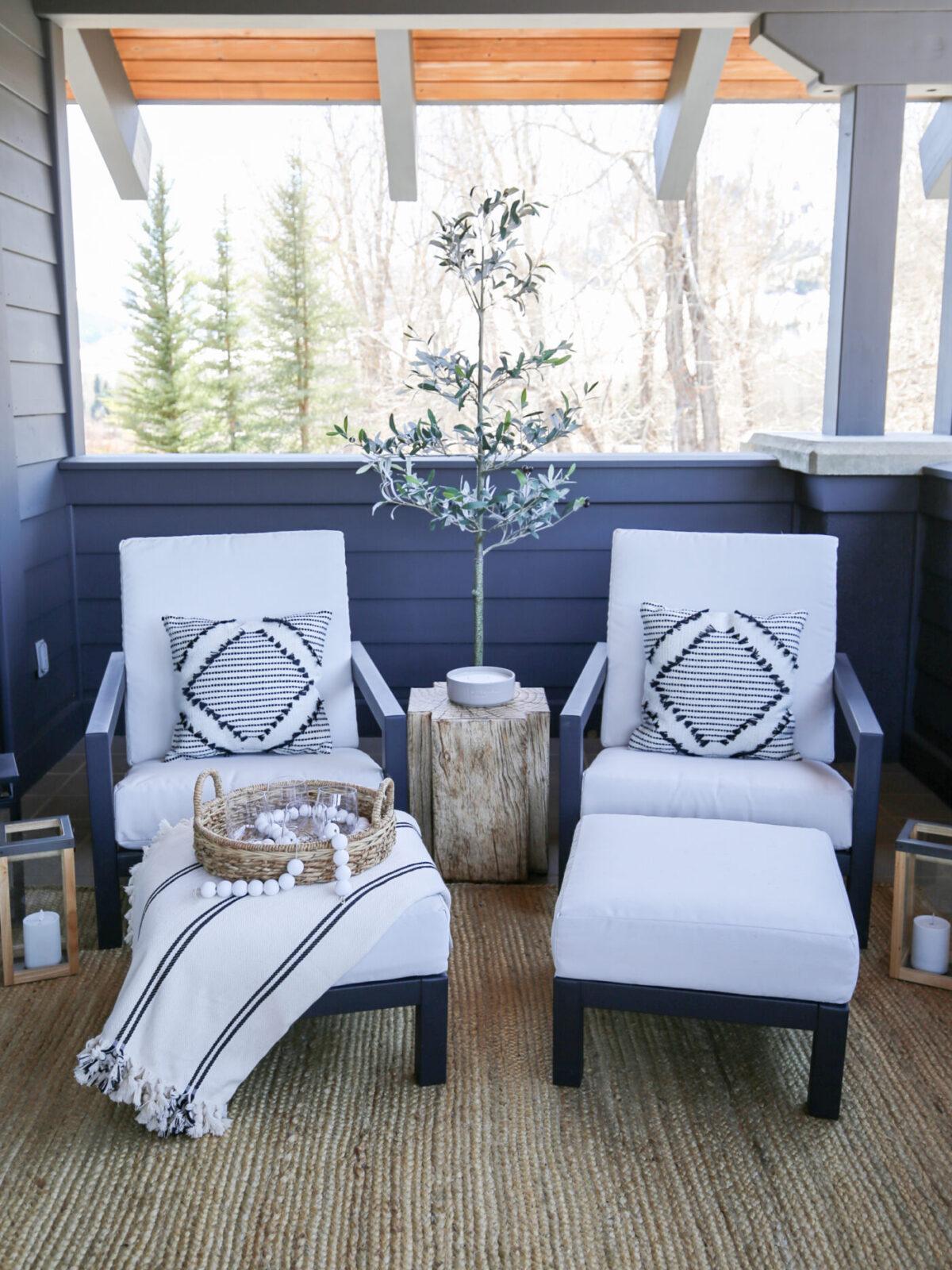 master bedroom patio