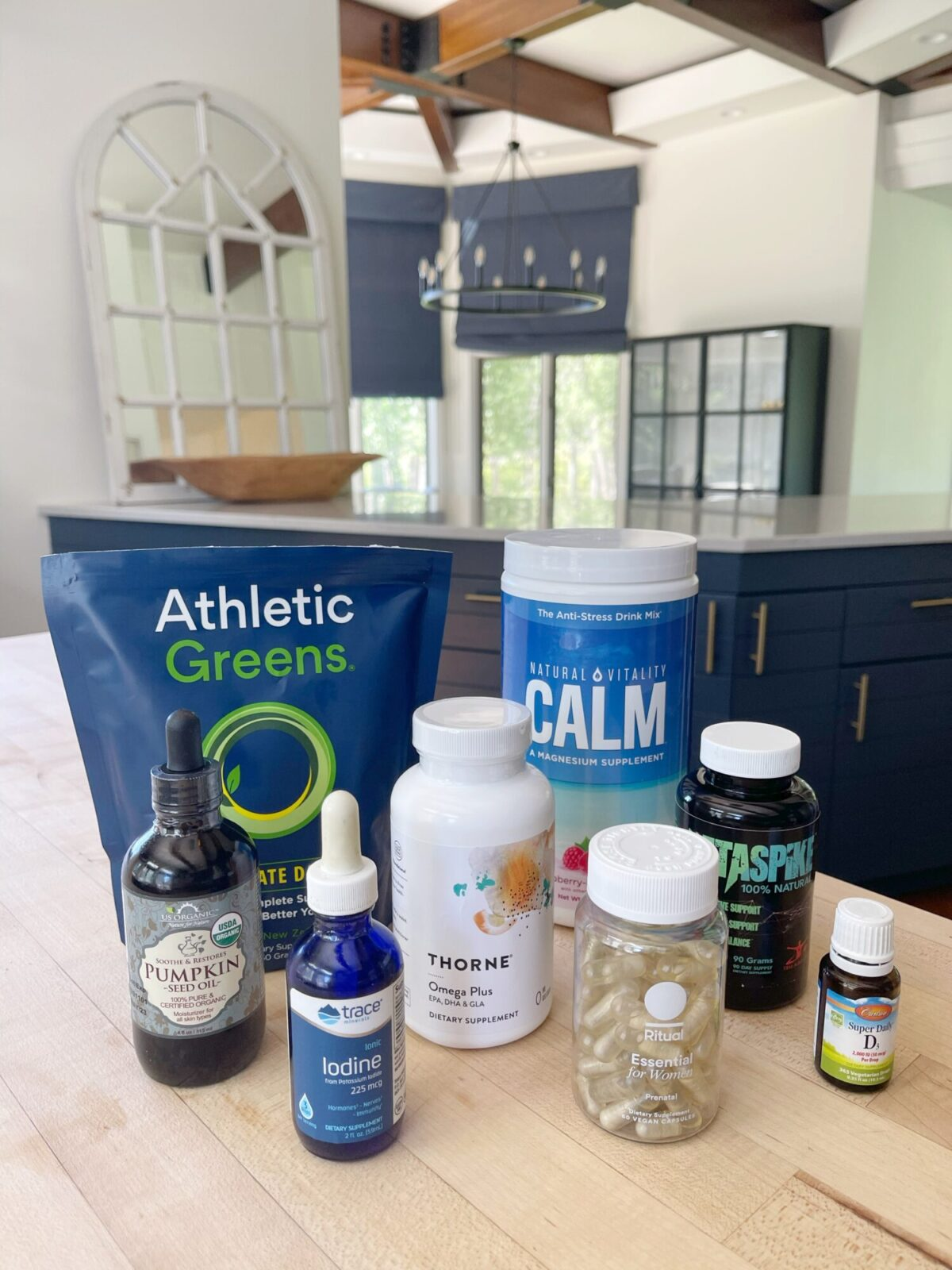 supplements i take during pregnancy and postpartum