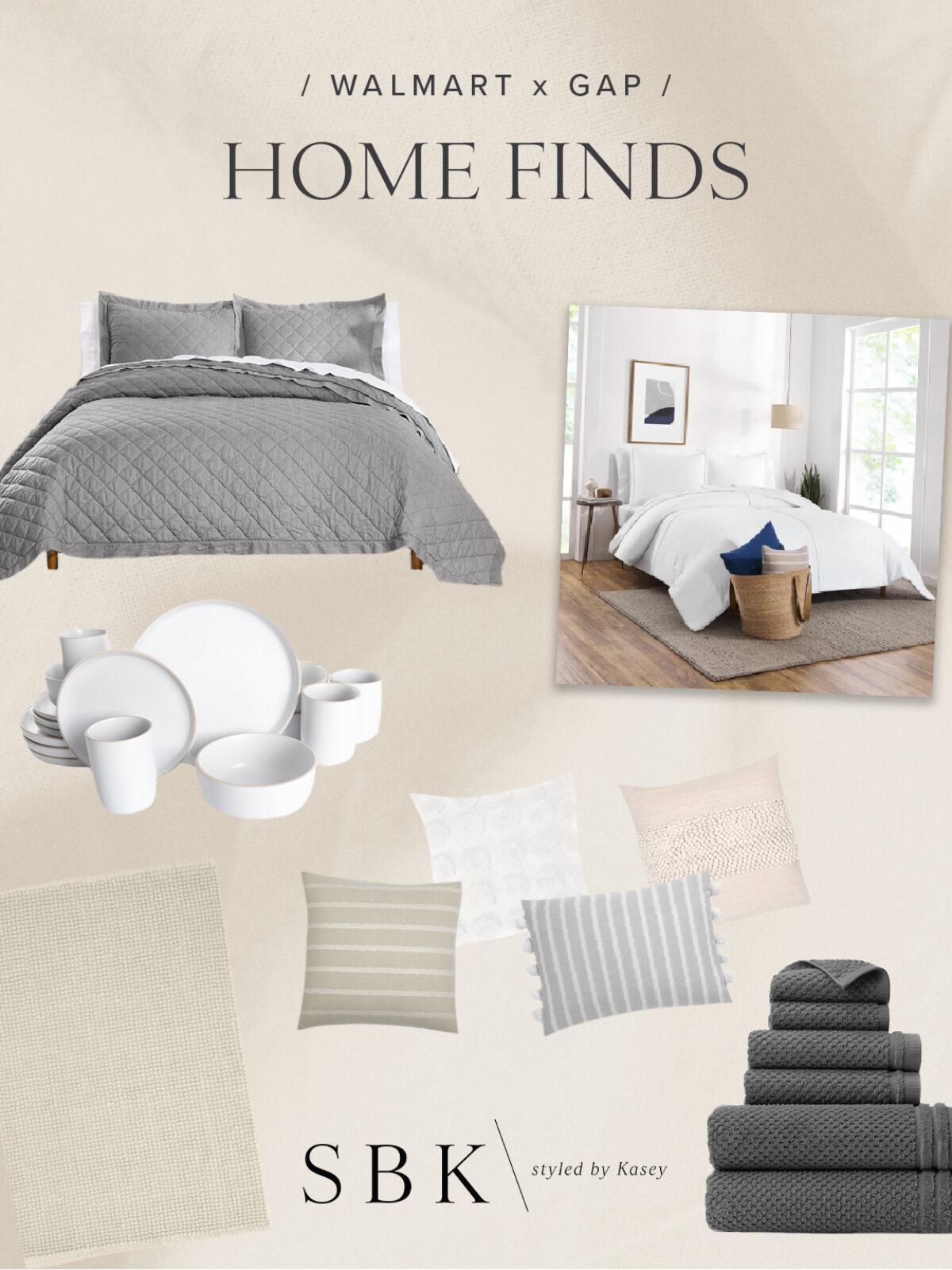 Walmart x Gap Home FindsBlog Cover