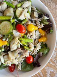veggie gf pasta