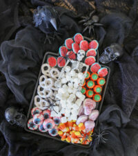 halloween candy board